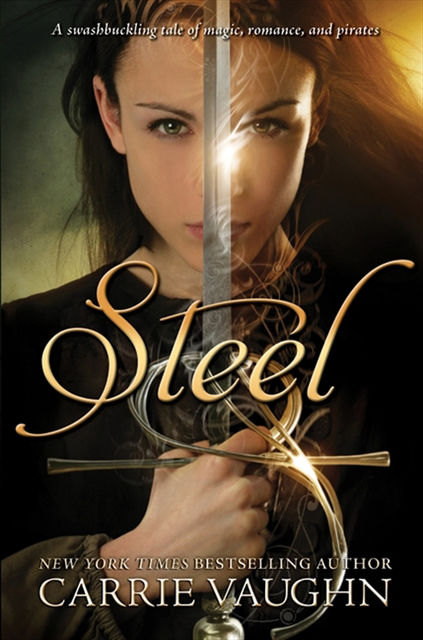 Steel, Carrie Vaughn