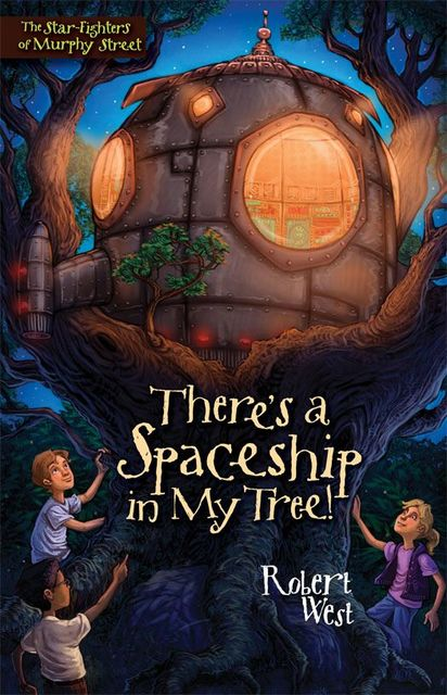 There's a Spaceship in My Tree!, Robert West
