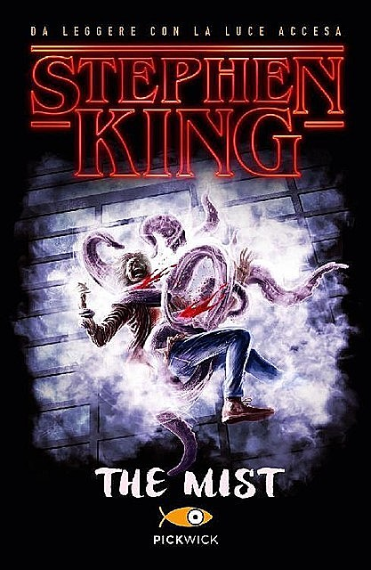 The Mist by Stephen King, Stephen King