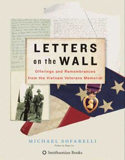 Letters on the Wall, Michael Sofarelli