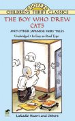 The Boy Who Drew Cats and Other Japanese Fairy Tales, Lafcadio Hearn, Francis A.Davis