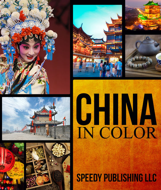 China In Color, Speedy Publishing