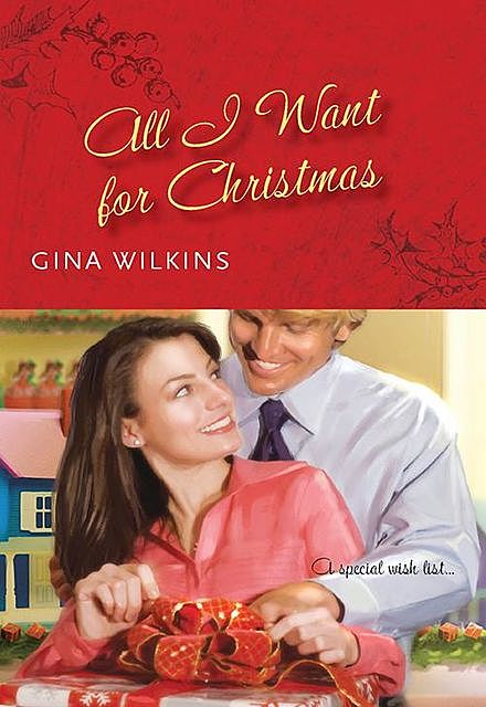 All I Want For Christmas, Gina Wilkins