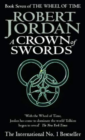 The Wheel of Time. Book 7. Crown of Swords, Robert Jordan