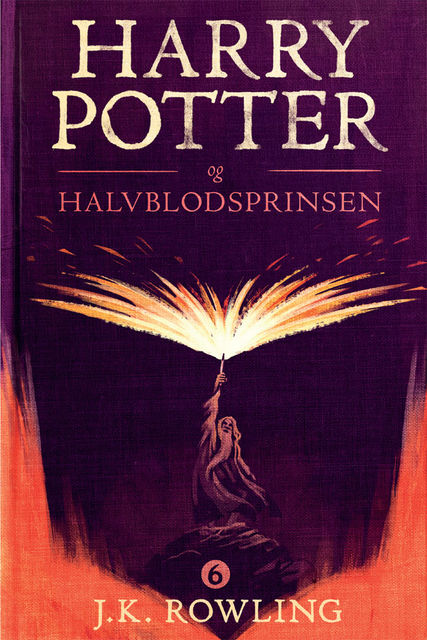 Harry Potter og Halvblodsprinsen, J. K. Rowling