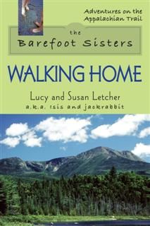 Barefoot Sisters Walking Home, Lucy Letcher