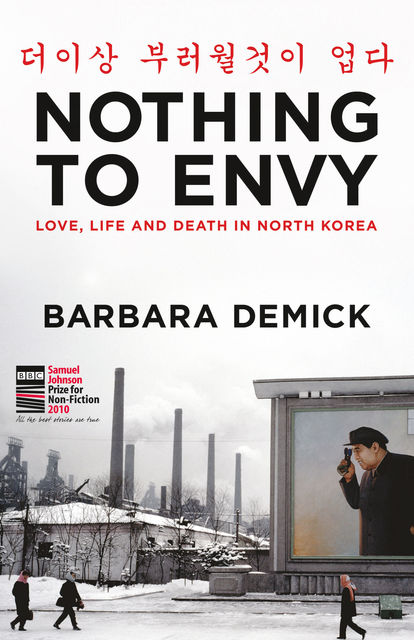 Nothing to Envy, Barbara Demick