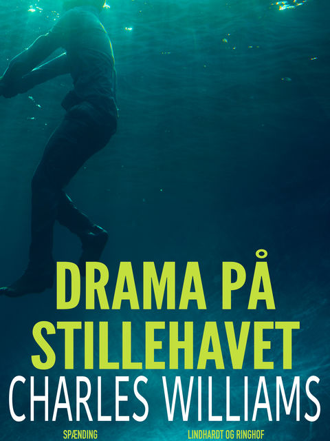Drama på Stillehavet, Charles Williams