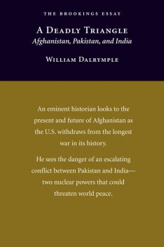 A Deadly Triangle, William Dalrymple