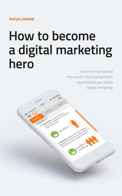 How To Become A Digital Marketing Hero, Rufus Lidman