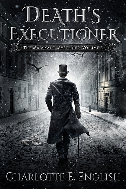 Death's Executioner, Charlotte E.English