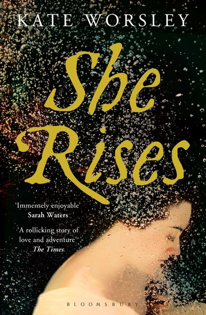 She Rises, Kate Worsley
