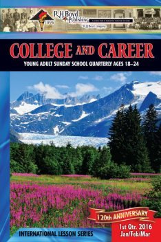 College & Career, Ricky A.Woods