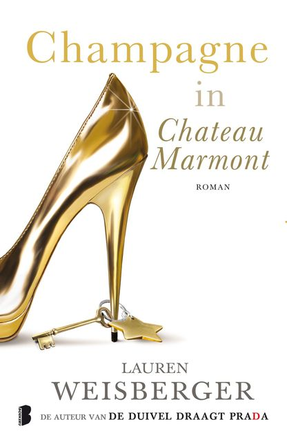 Champagne In Chateau Marmont, Lauren Weisberger