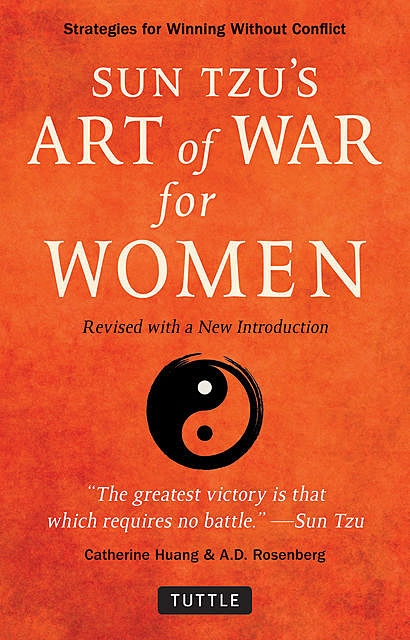 Women and the Art of War, A.D. Rosenberg, Catherine Huang