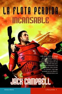Incansable, Jack Campbell