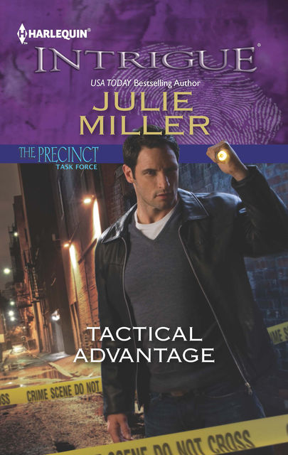 Tactical Advantage, Julie Miller