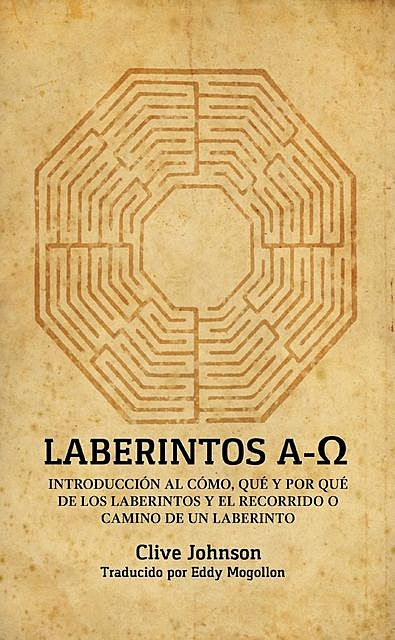 Laberintos A-Ω, CLIVE JOHNSON