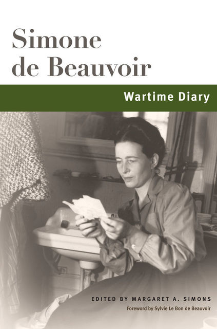 Wartime Diary, Simone de Beauvoir