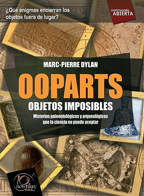 Ooparts, Marc-Pierre Dylan