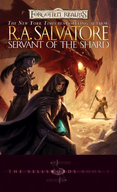 Servant of the Shard, R.A.Salvatore