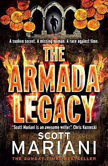 The Armada Legacy (Ben Hope, Book 8), Scott Mariani