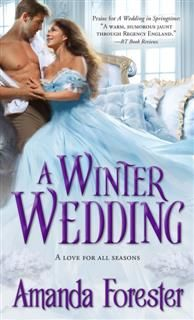 Winter Wedding, Amanda Forester