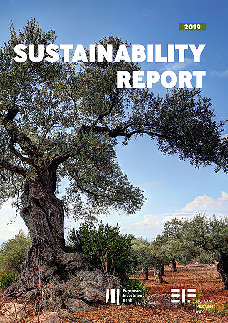 European Investment Bank Group Sustainability Report 2019, European Investment Bank