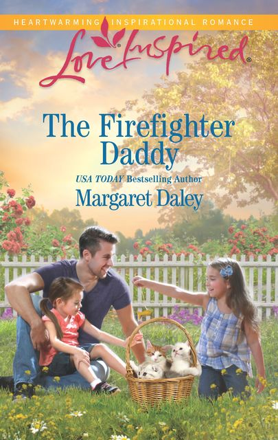 The Firefighter Daddy, Margaret Daley