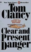 Clear and Present Danger, Tom Clancy