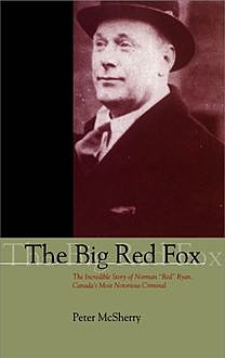 The Big Red Fox, Peter McSherry