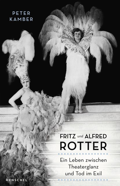 Fritz und Alfred Rotter, Peter Kamber