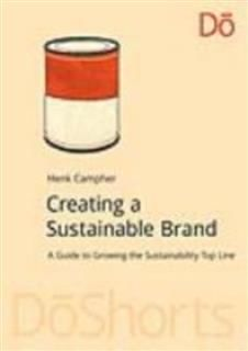 Creating a Sustainable Brand, Henk Campher