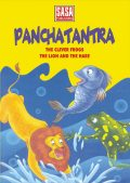 Stories from Panchatantra : The Clever Frogs and lion and the hare, Jyotsna Bharti