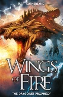 Wings of Fire 1, Tui T. Sutherland