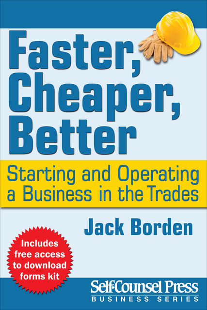 Faster, Cheaper, Better, Jack Borden