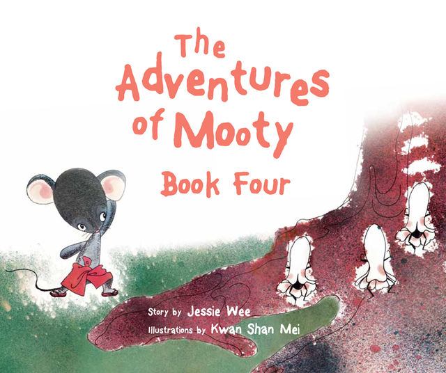 The Adventures of Mooty: Book 4. featuring: Mooty and the Spaceman, Mooty and the Space-mouse, Jessie Wee