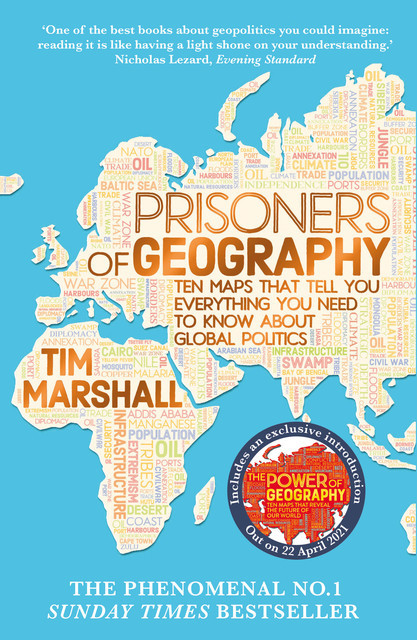 Prisoner's of Geography, Tim Marshall