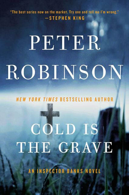 Cold Is The Grave, Peter Robinson