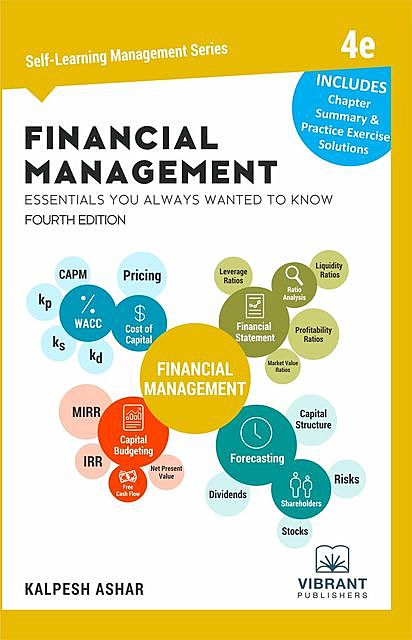 Financial Management Essentials You Always Wanted To Know, Vibrant Publishers