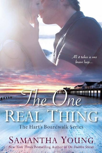 The One Real Thing (Hart's Boardwalk), Samantha Young