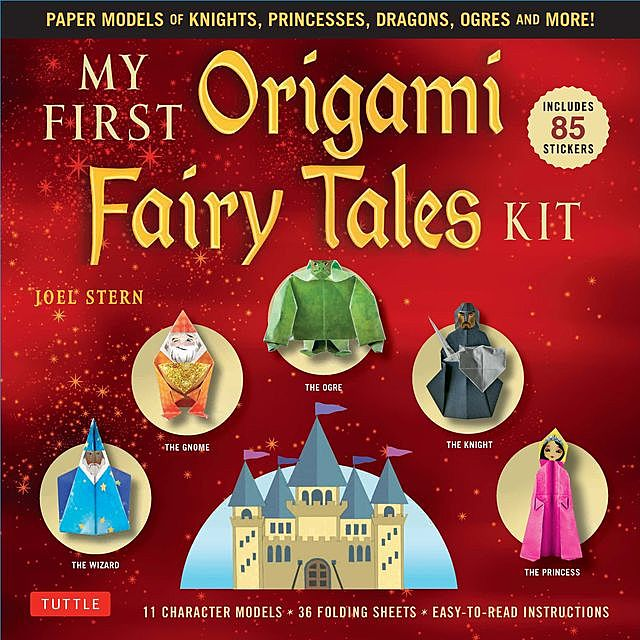 My First Origami Fairy Tales Ebook, Joel Stern