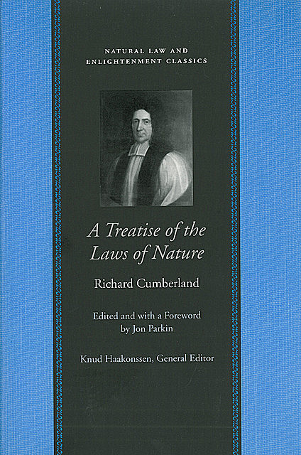 A Treatise of the Laws of Nature, Richard Cumberland