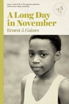 A Long Day in November, Ernest J.Gaines