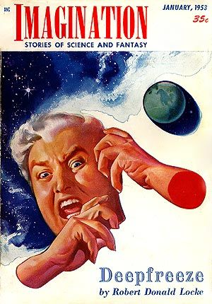 Mr. Spaceship, Philip Dick