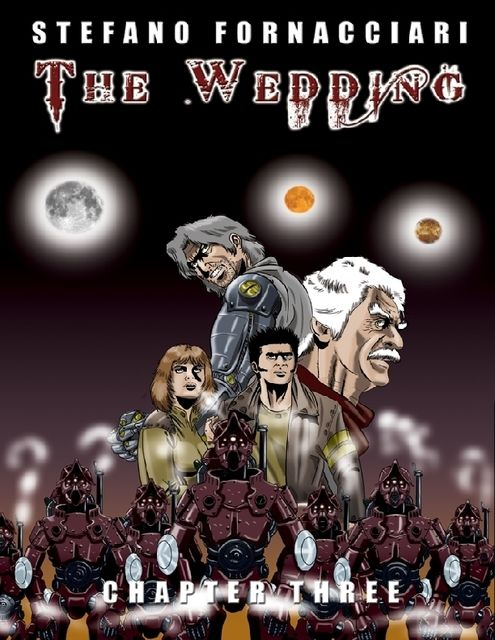 The Wedding: Chapter Three, Stefano Fornacciari