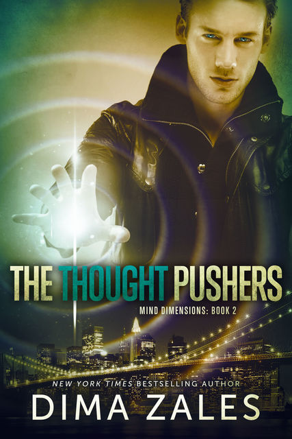 The Thought Pushers, Dima Zales