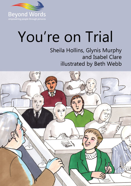 You're On Trial, Sheila Hollins, Glynis Murphy