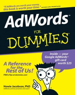 AdWords For Dummies, Howie Jacobson