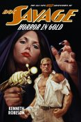 Doc Savage: Horror In Gold, Kenneth Robeson
